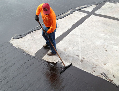 Roof waterproofing malaysia no more water seepage problem