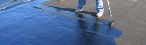 Paint-waterproofing-roof